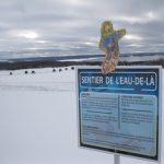 Graisse-Graissou va faire une randonnée jusqu'au lac Témiscaming en Ontario.