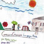 LE GARÇON PERDU, histoire de Matteo Cipriano Graisse-Graissou n'est pas très heureux dans sa nouvelle famille et veut se sauver... mais réalise plus tard qu'il veut retourner chez lui.